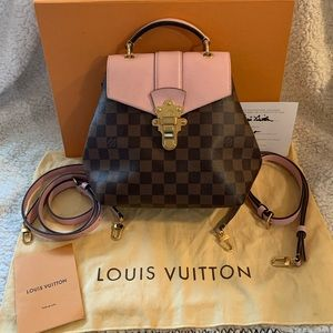 Louis Vuitton Rose Clapton Backpack